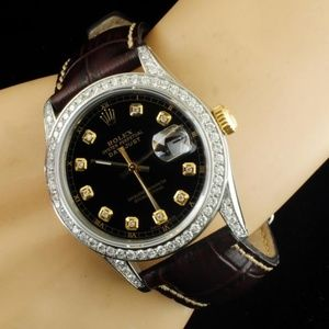 Rolex DateJust 1.50ctw Diamond 36MM